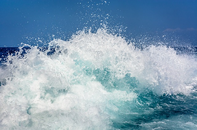 フライボードができる海