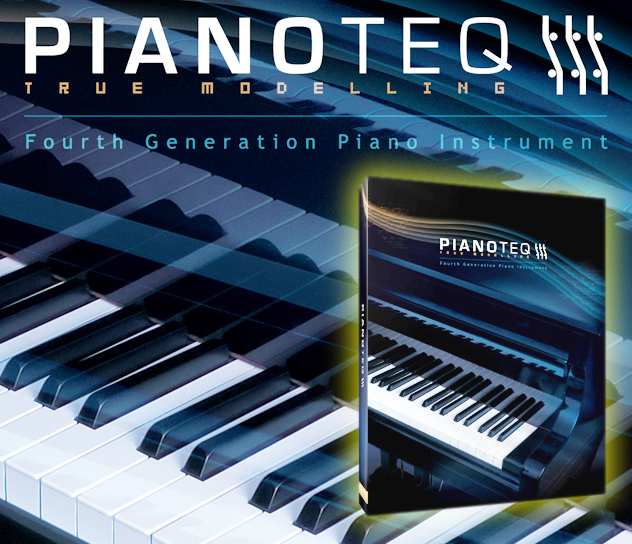pianoteqパッケージ