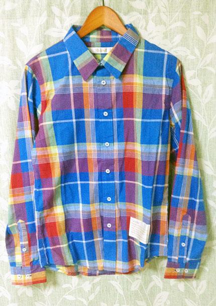 クオートのポップシャツ