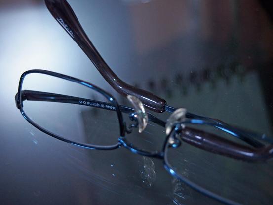 jinsのメガネ
