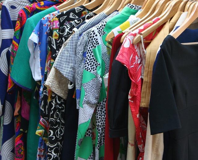 雑多な衣料