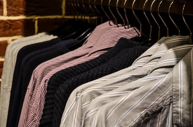 ジャケットシャツの展覧会
