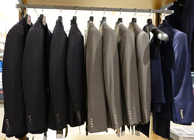 ジャケット販売店