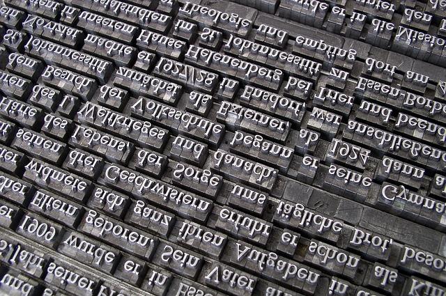 たくさんの文字盤