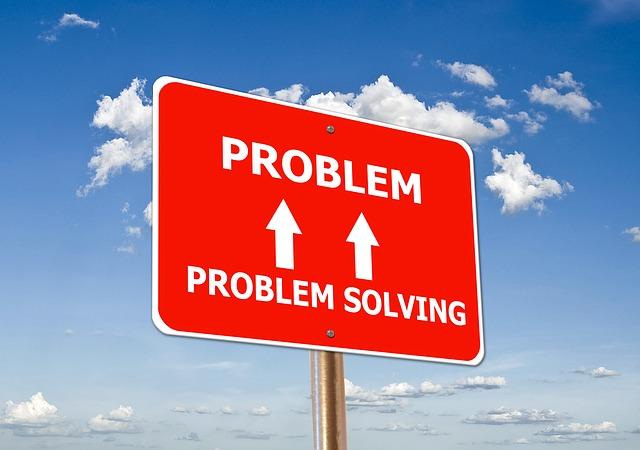 問題の解決法