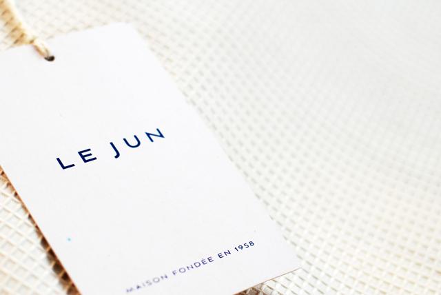 lejunのロゴ