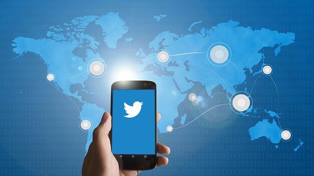 全世界へツイッター