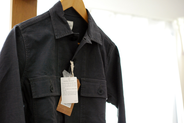 URBAN-RESEARCHワークシャツ