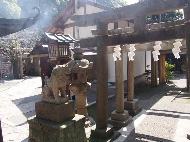 銭洗い神社