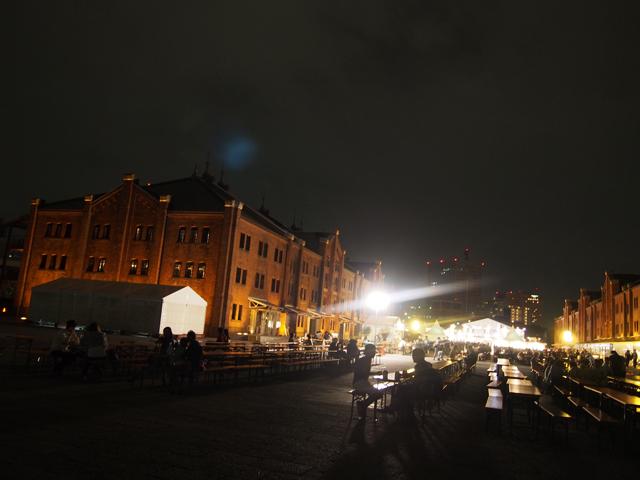 赤レンガ倉庫のビールフェス