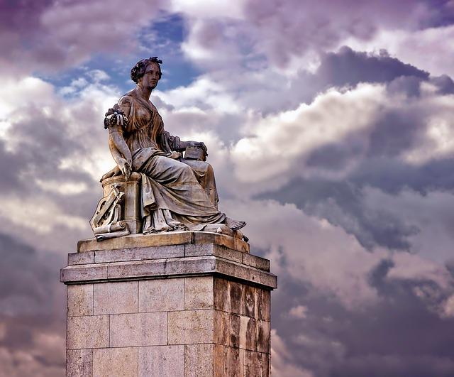 フランスの記念碑