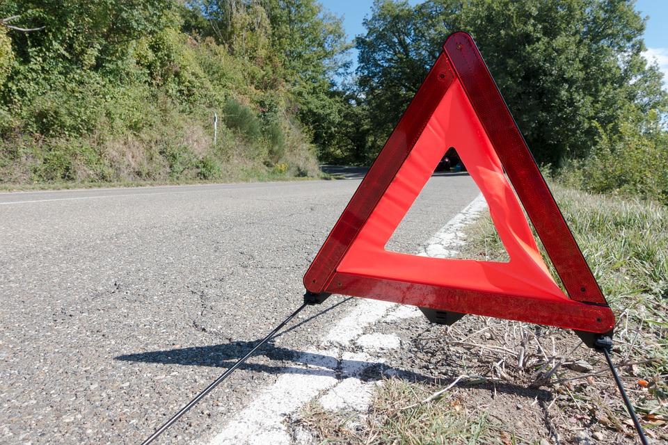 警告三角形