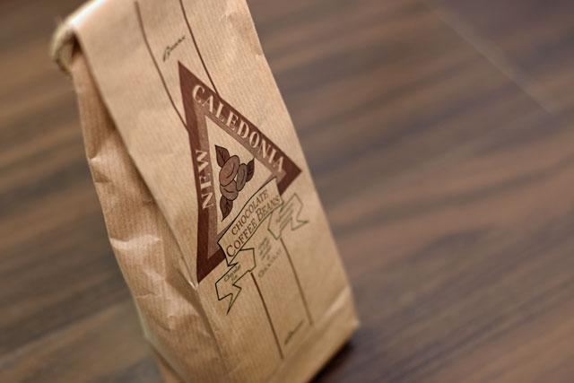 ニューカレドニアのコーヒー