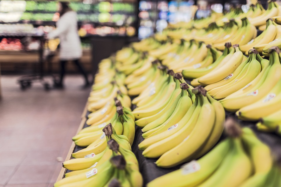 バナナの販売店