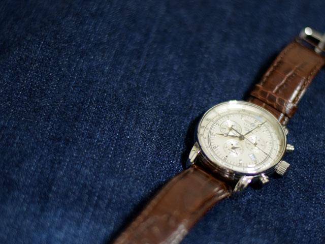 ツェッペリンの時計