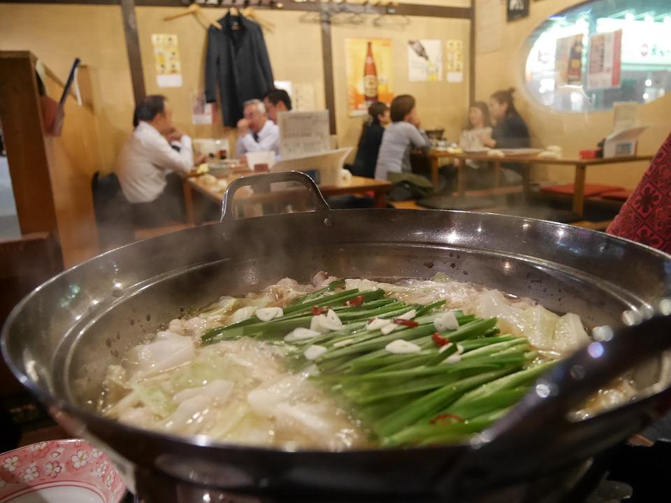 博多のモツ鍋