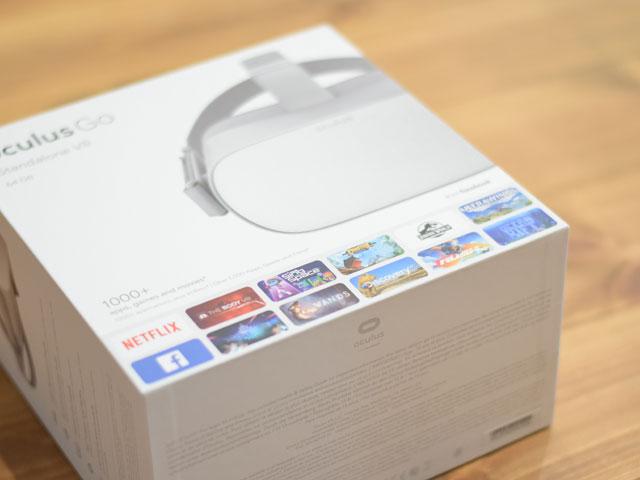 Oculus-Goの箱