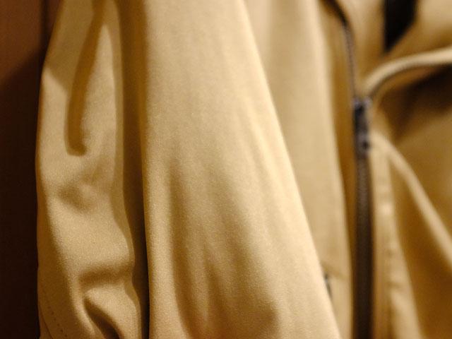 モールスキンのジャケット